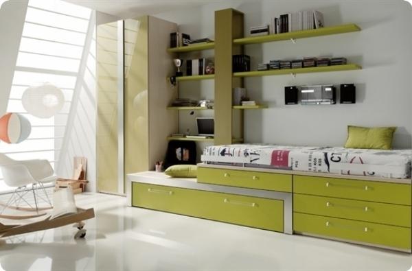 Образцы мебели для подростковой комнаты