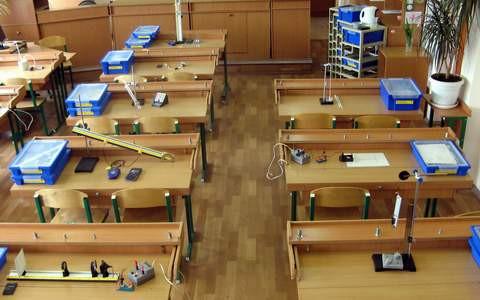 Обустройство кабинета в школе