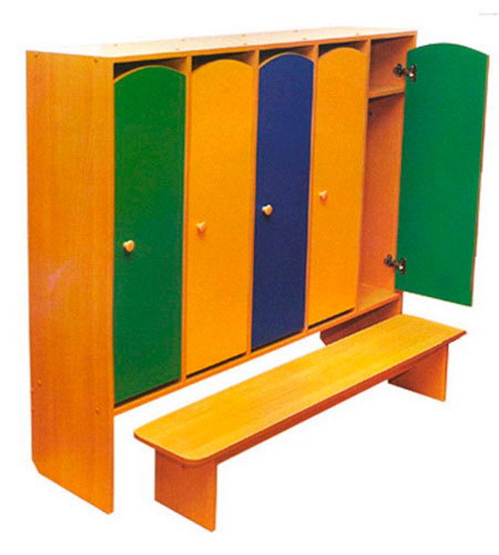 Одноярусные шкафчики