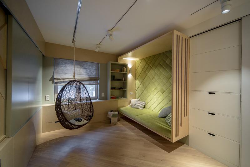 Офорлмение интерьера гостиной комнаты