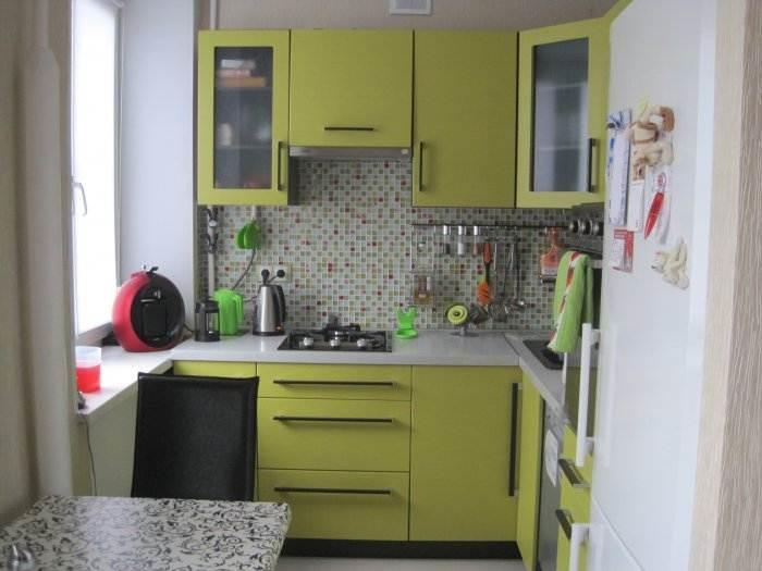 Оливковый цвет интерьера