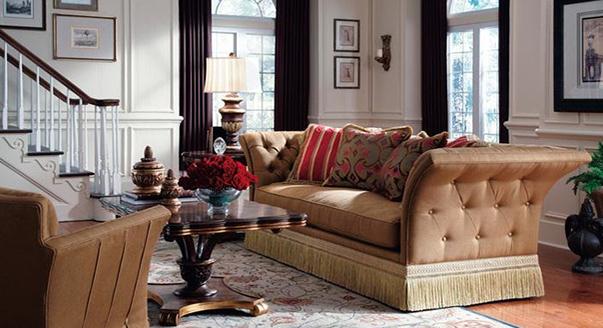 Оригинальные подлокотники дивана