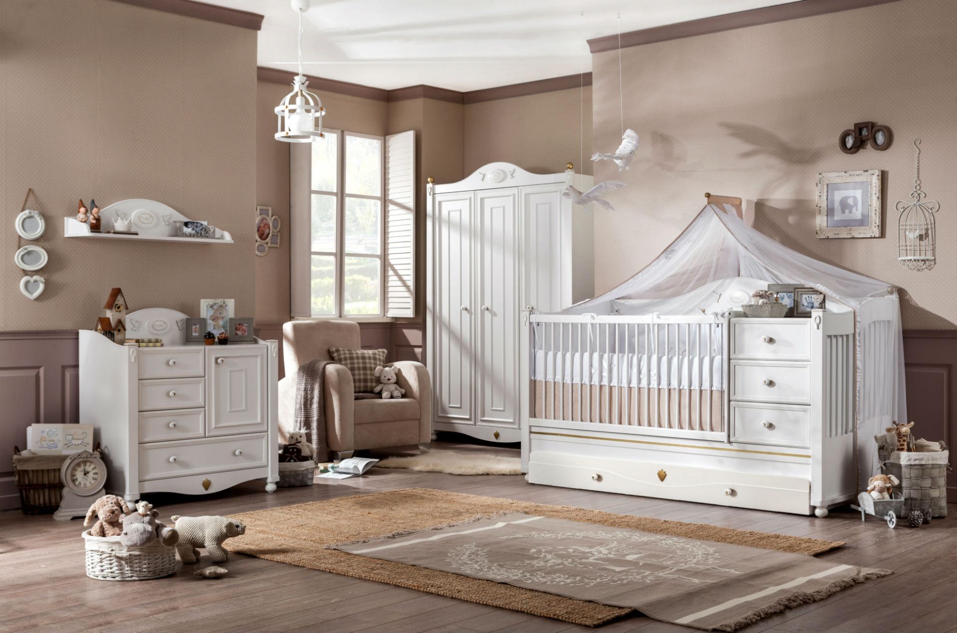 Оригинальные предметы мебели для маленьких детей