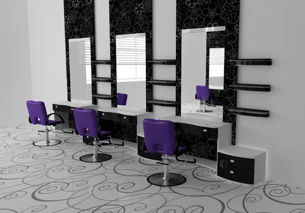 Оринальный интерьер офиса