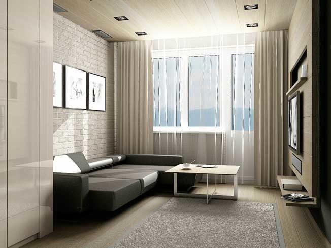 Особенности зонирования небольшой квартиры