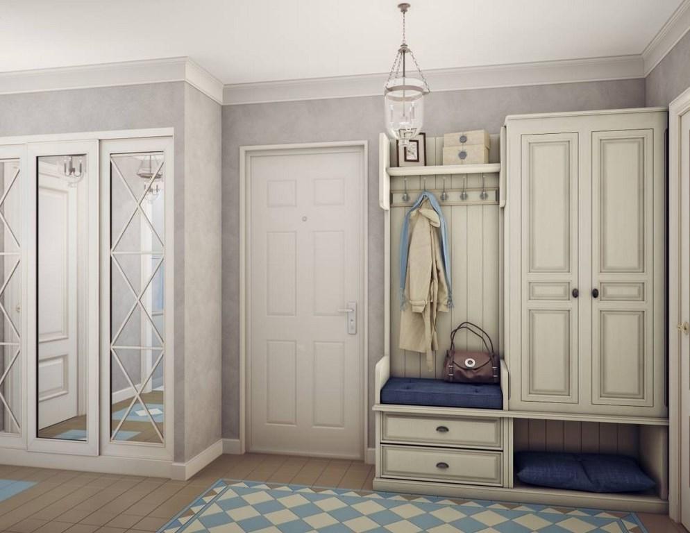 Мебель прованс в оформлении домашнего интерьера ... Шифоньер Купе