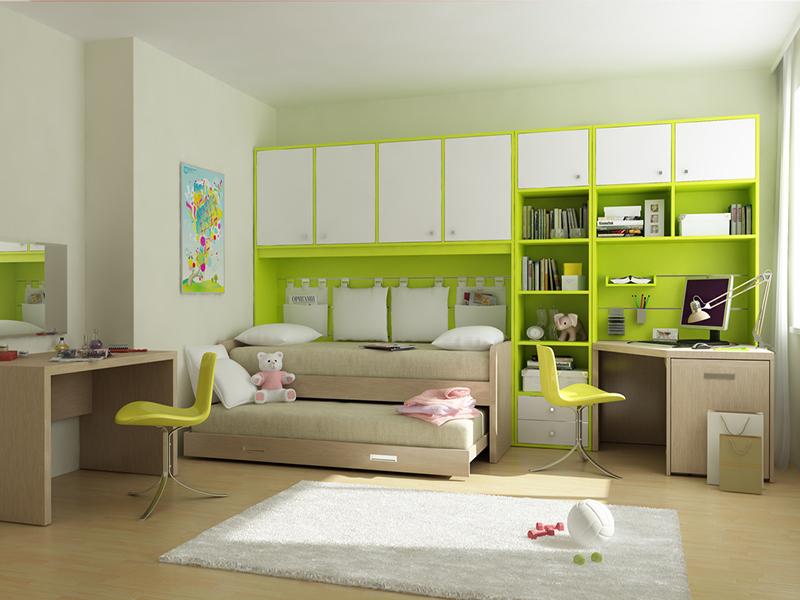 Подростковая современная мебель