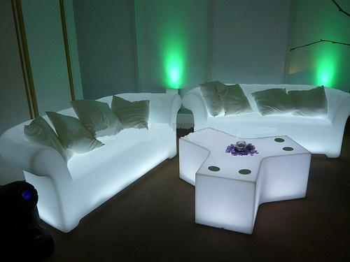 Подсветка мягкой мебели