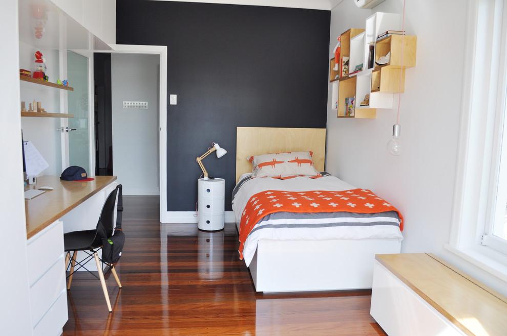 Правила расстановки мебели в спальне прямоугольной формы