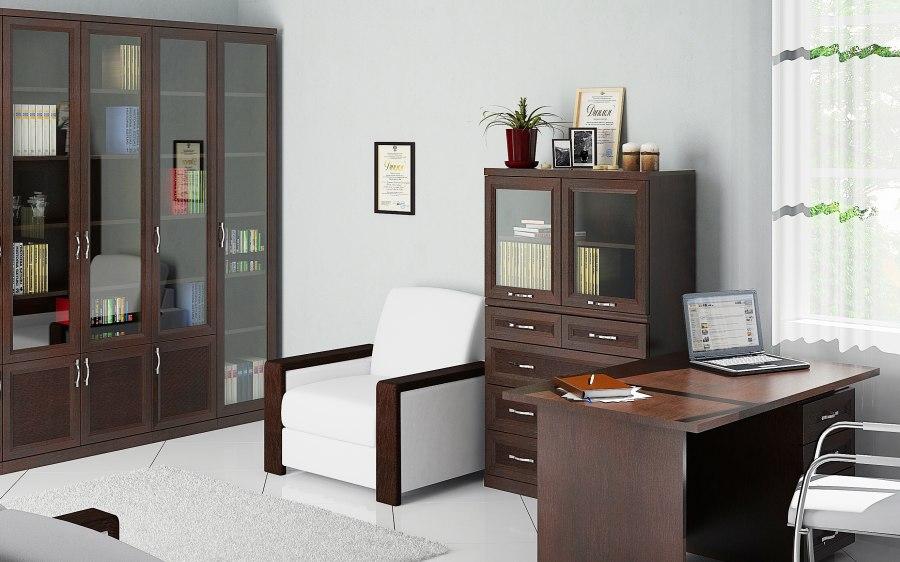 Правила выбора мебели для работы