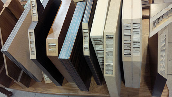 Преимущества тамбурата для создания мебели