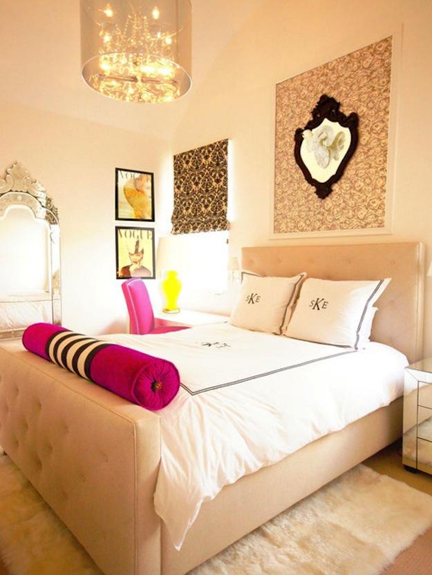 Применение двуспальной кровати