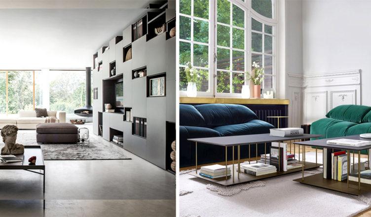 Примеры гостиной в современном оформлении