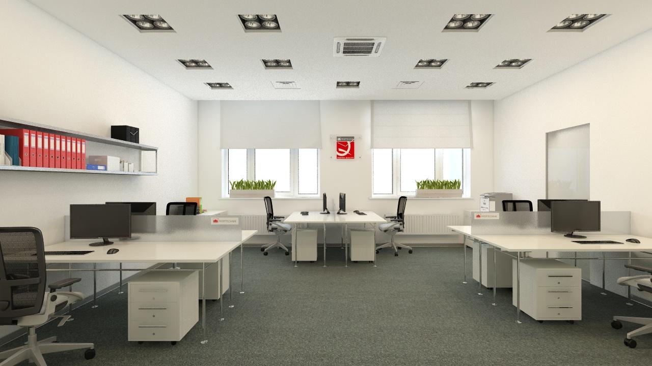 Примеры созданных проектов офиса