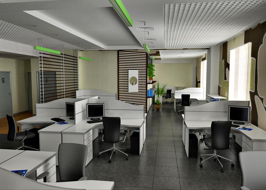 Проект комнаты для работы
