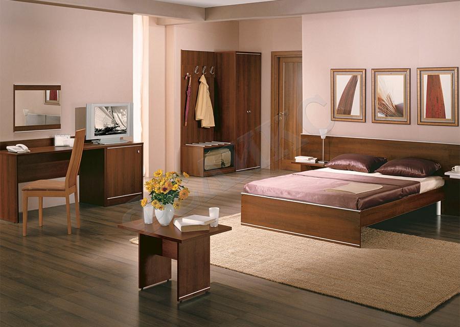 Просторная комната отеля