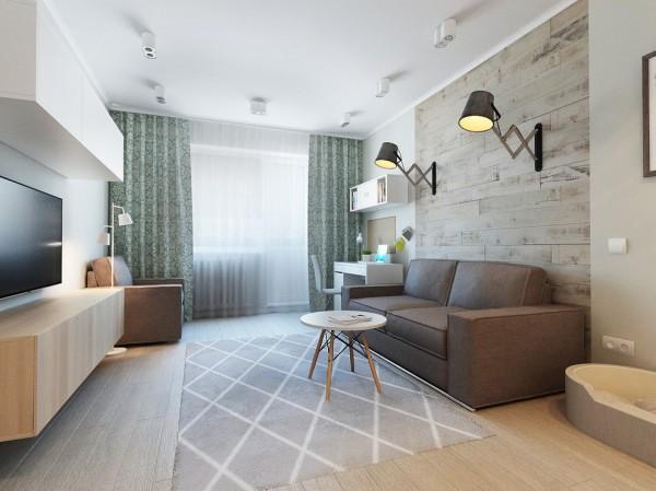 Просторная красивая квартира с ремонтом