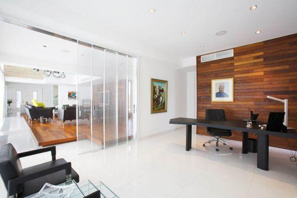 Простые геометрические формы в кабинете