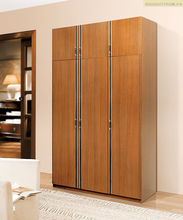 Распашная модель шкафа