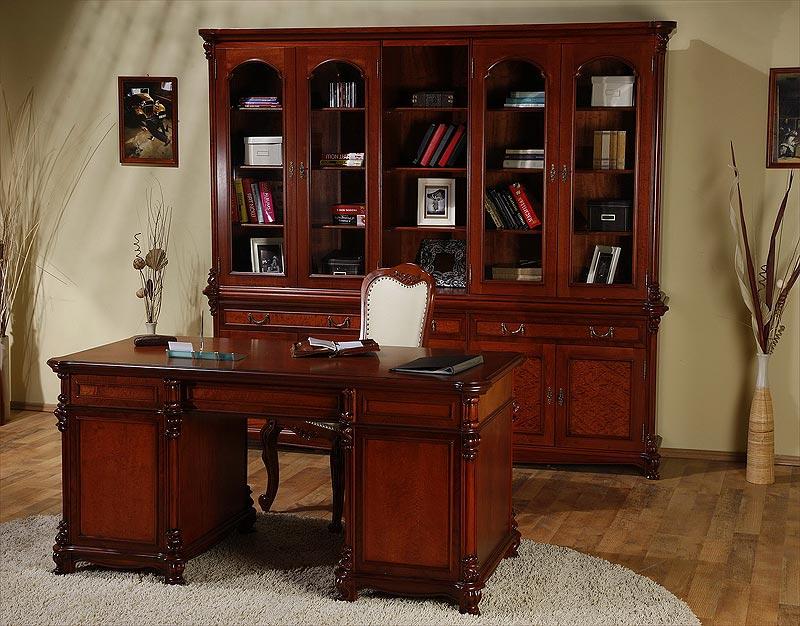Шикарный стол из массива дерева
