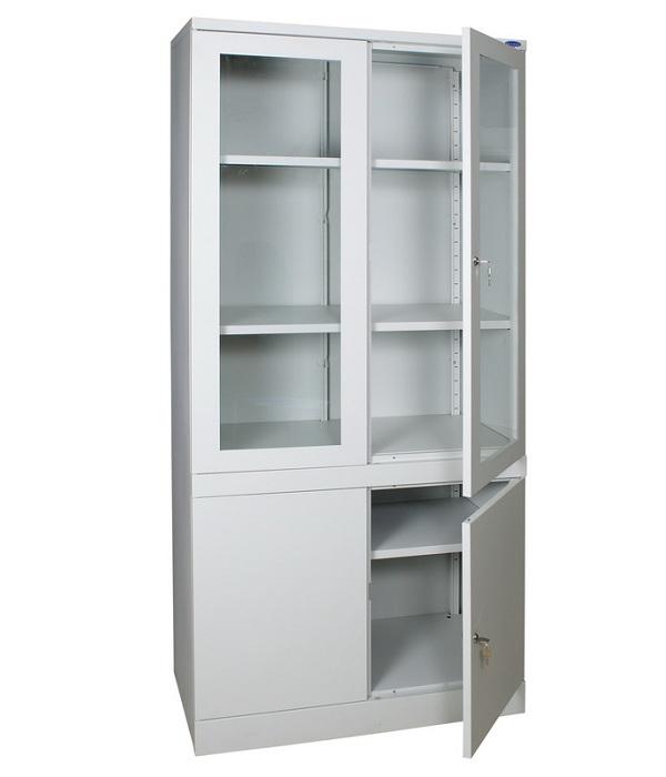 Шкаф для лабораторной посуды и документов