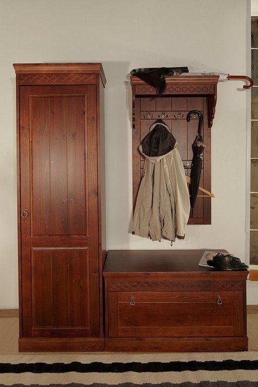Шкаф для прихожей 1-створчатый