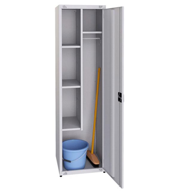 Шкаф хозяйственный односекционный