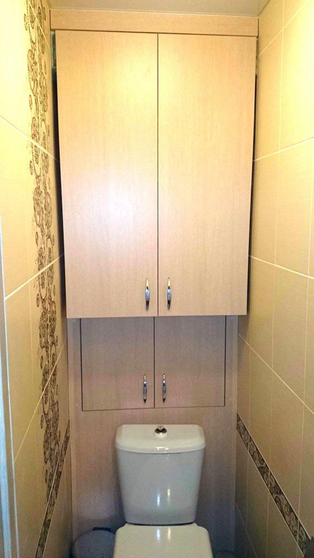 Шкафчик в туалет, назначение, особенности, способы размещени.