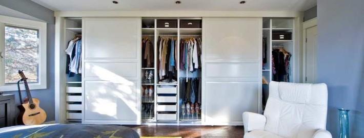 Шкаф–купе - оптимальное решение организации пространства