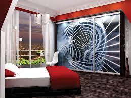 Шкаф купе - отличное дополнение современной спальни