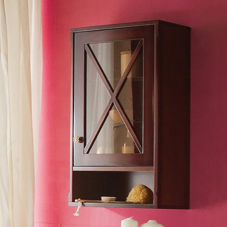 Шкаф на стене