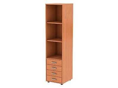 Шкаф-пенал вертикальный