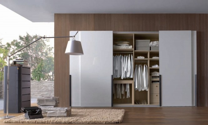 Шкаф в интерьере - на что обратить внимание