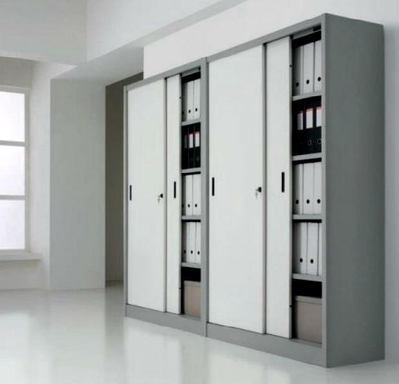 Шкафы архивный металлические в интерьере