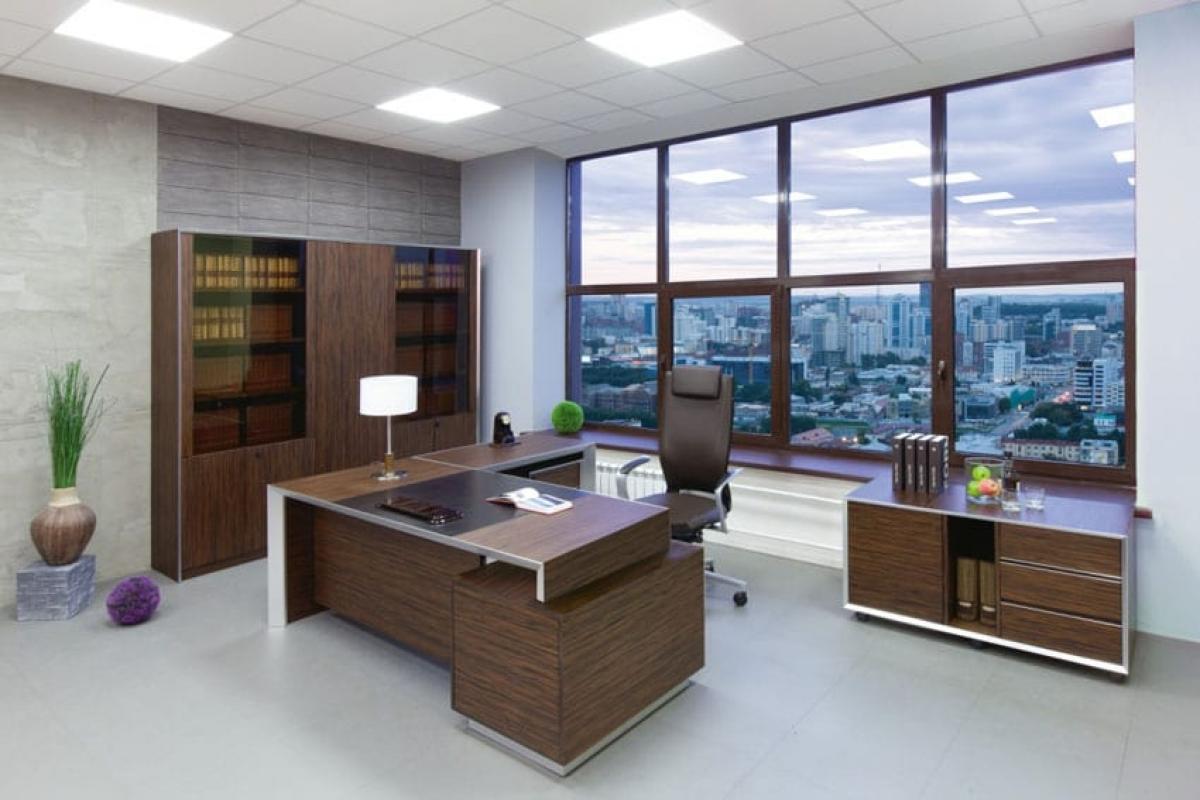 Шкафы для кабинета руководителя