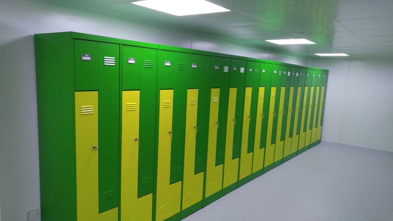 Шкафы с магнитными замками