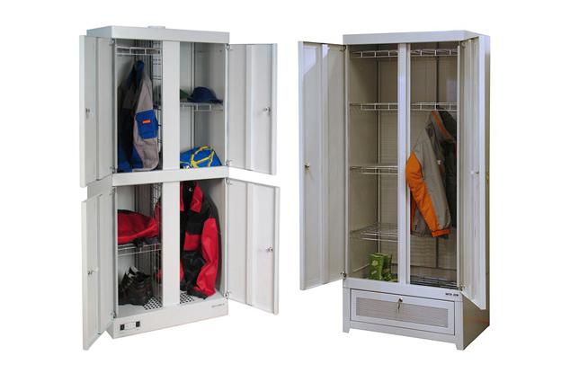 Шкафы сушильные для одежды и обуви