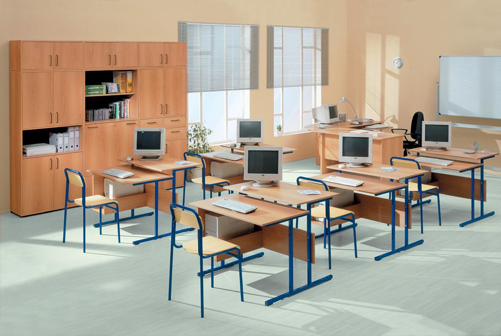 Школьная мебель для кабинета информатики