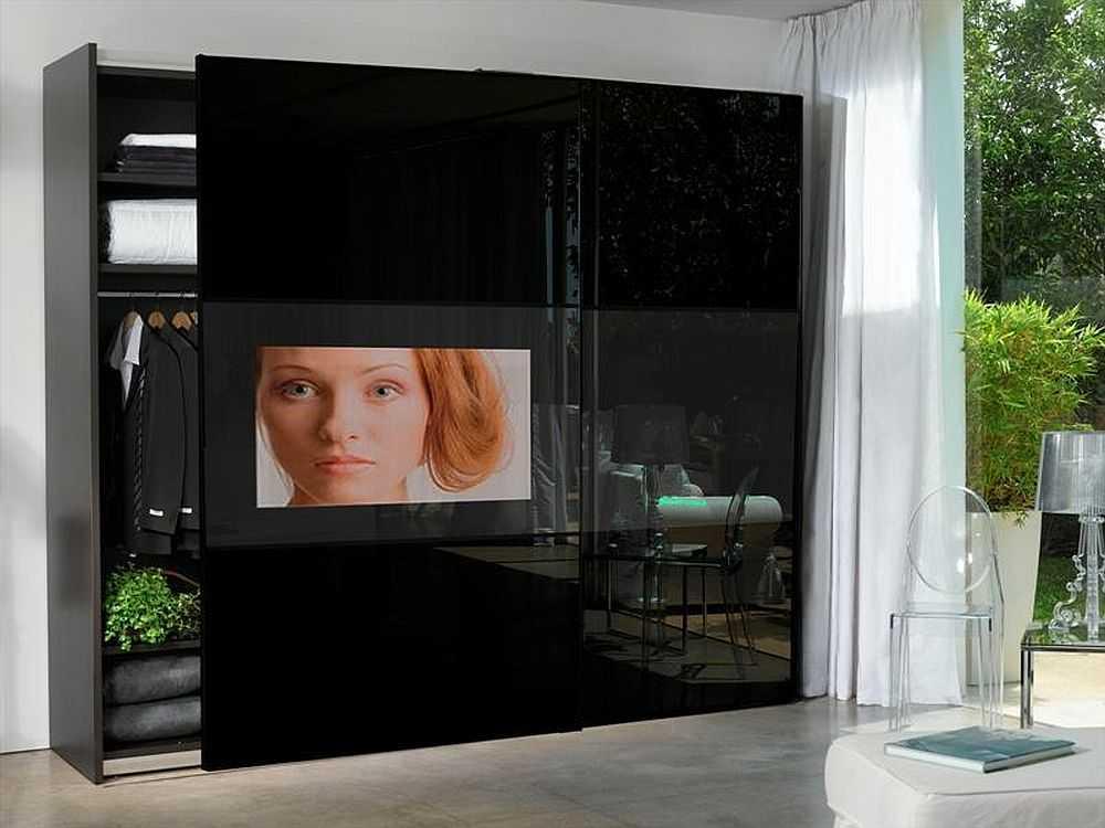 Со встроенным телевизором