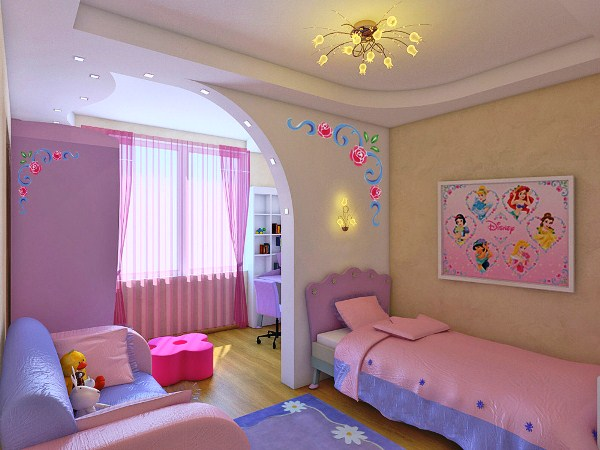Сочетание розового и фиолетового будет модным в 2018 году
