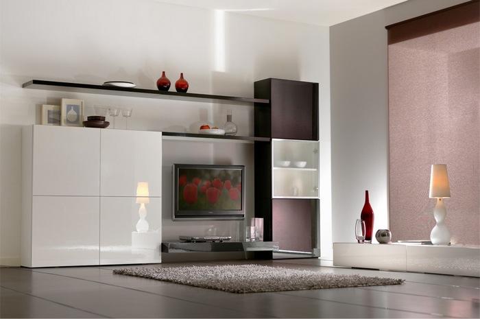 Современная мебель для зала