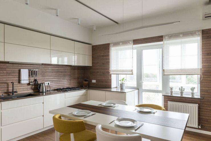 Современные шторы в дизайне
