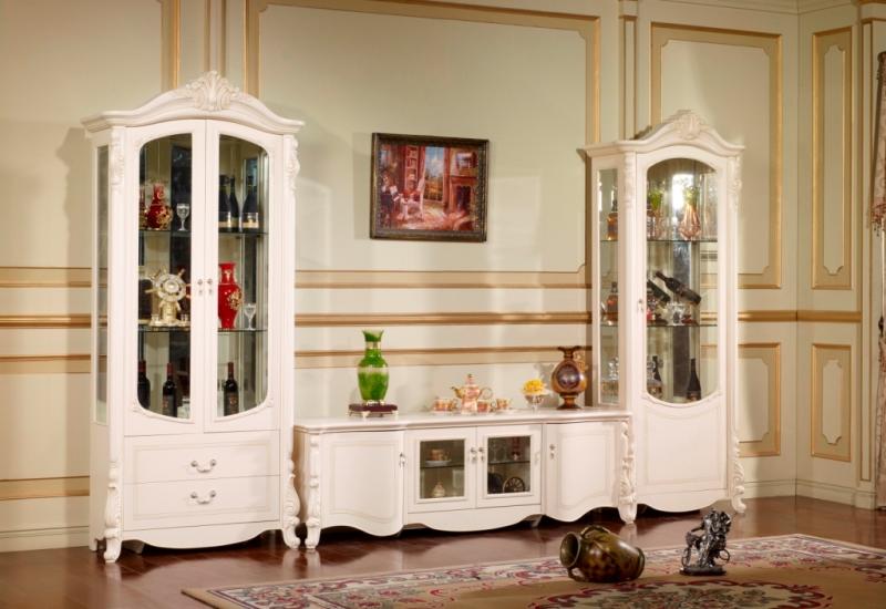 мебель классика популярные варианты и особенности материалов