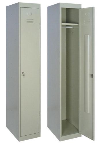 Сварной шкаф для одежды