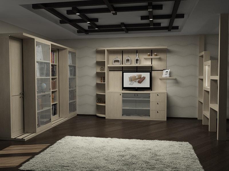 Светлая мебель для дома