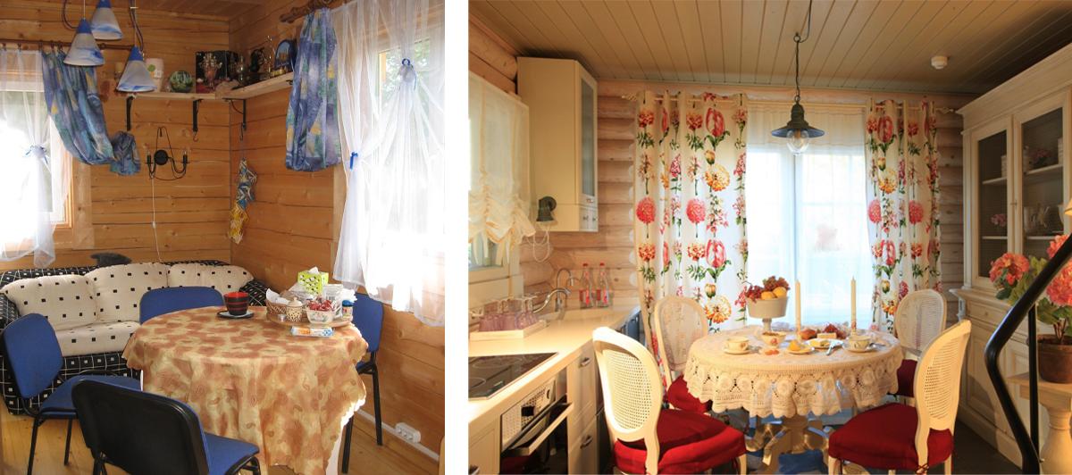 Ткани в оформлении комнаты