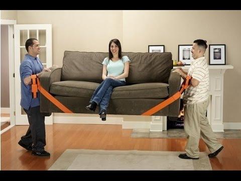 Трос для переноса мебели