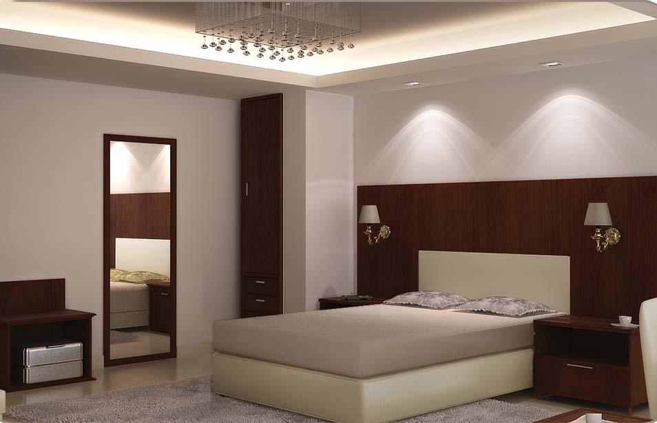 Удобная мягкая красивая кровать
