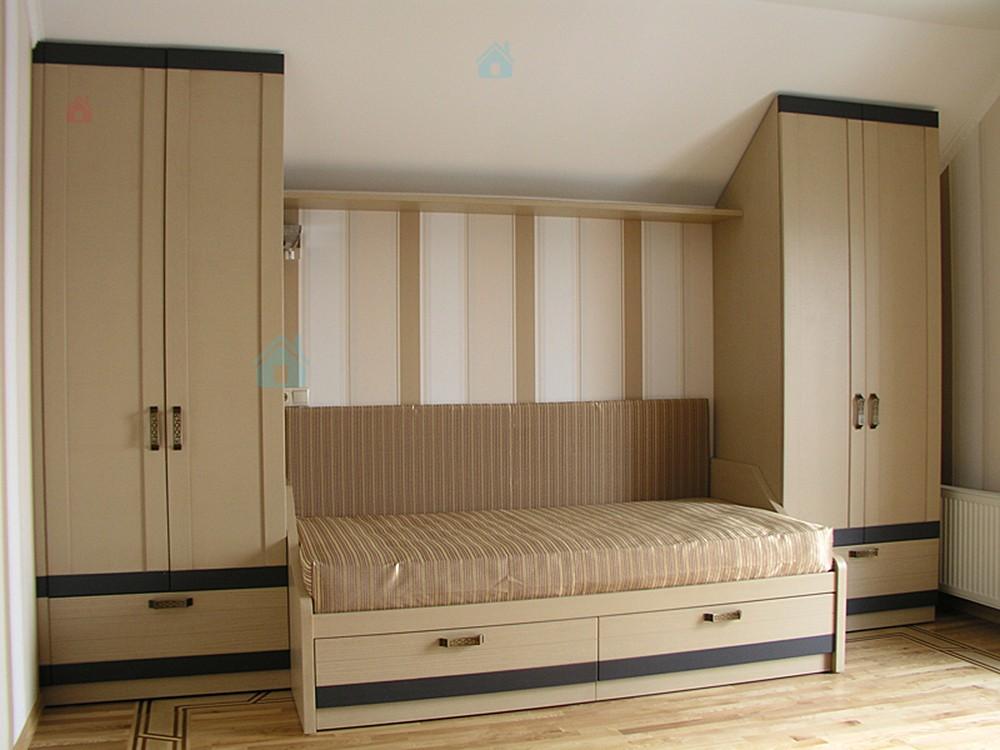 Удобная стенка-кровать