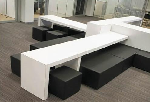 Удобная торговая мебель для магазина